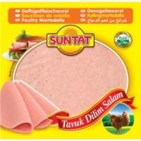 Suntat Tavuk Dilim / Geflügefleischwurst-Aufschnitt 200g