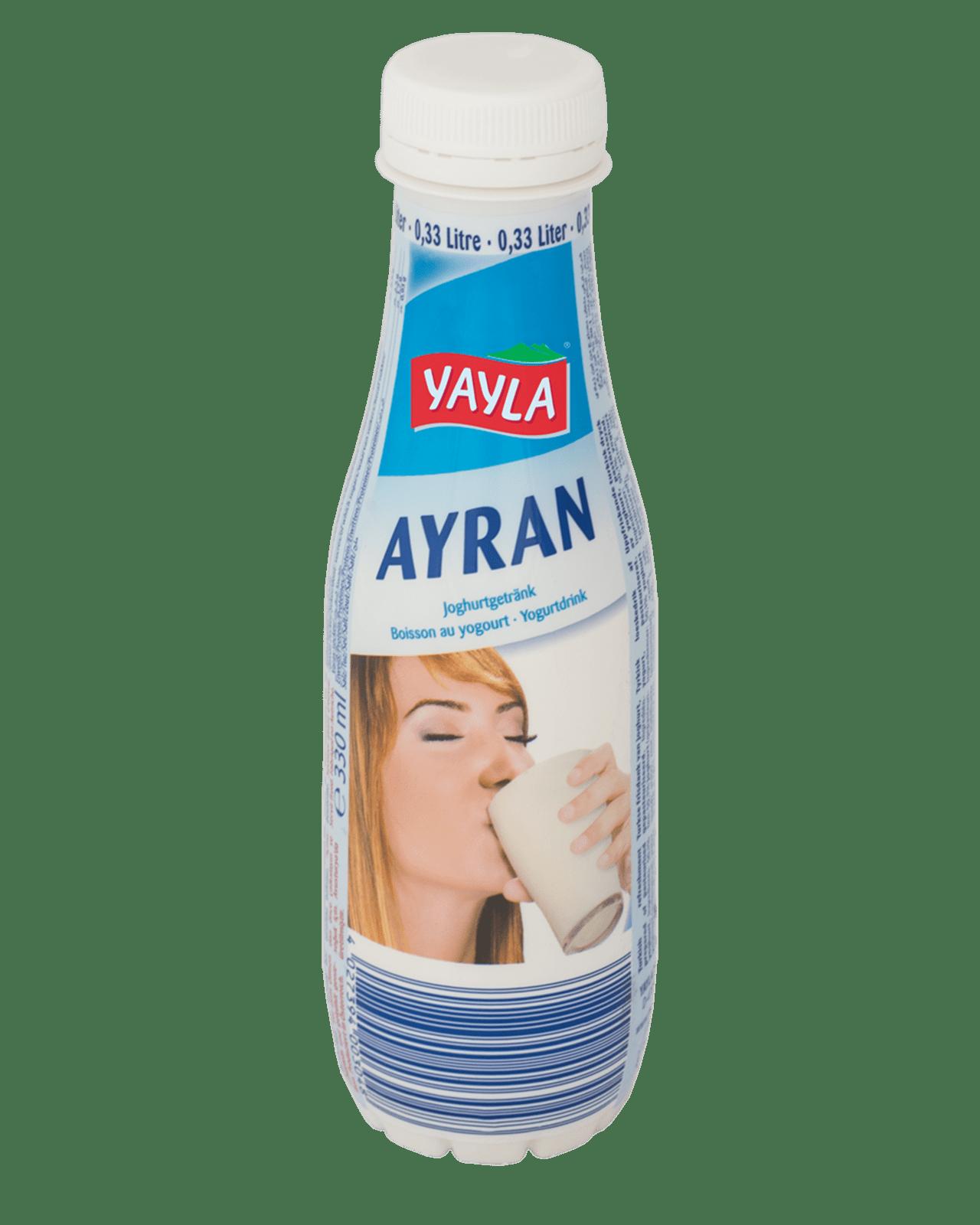 Yayla Ayran / Ayran-Joghurtgetränk 330ml
