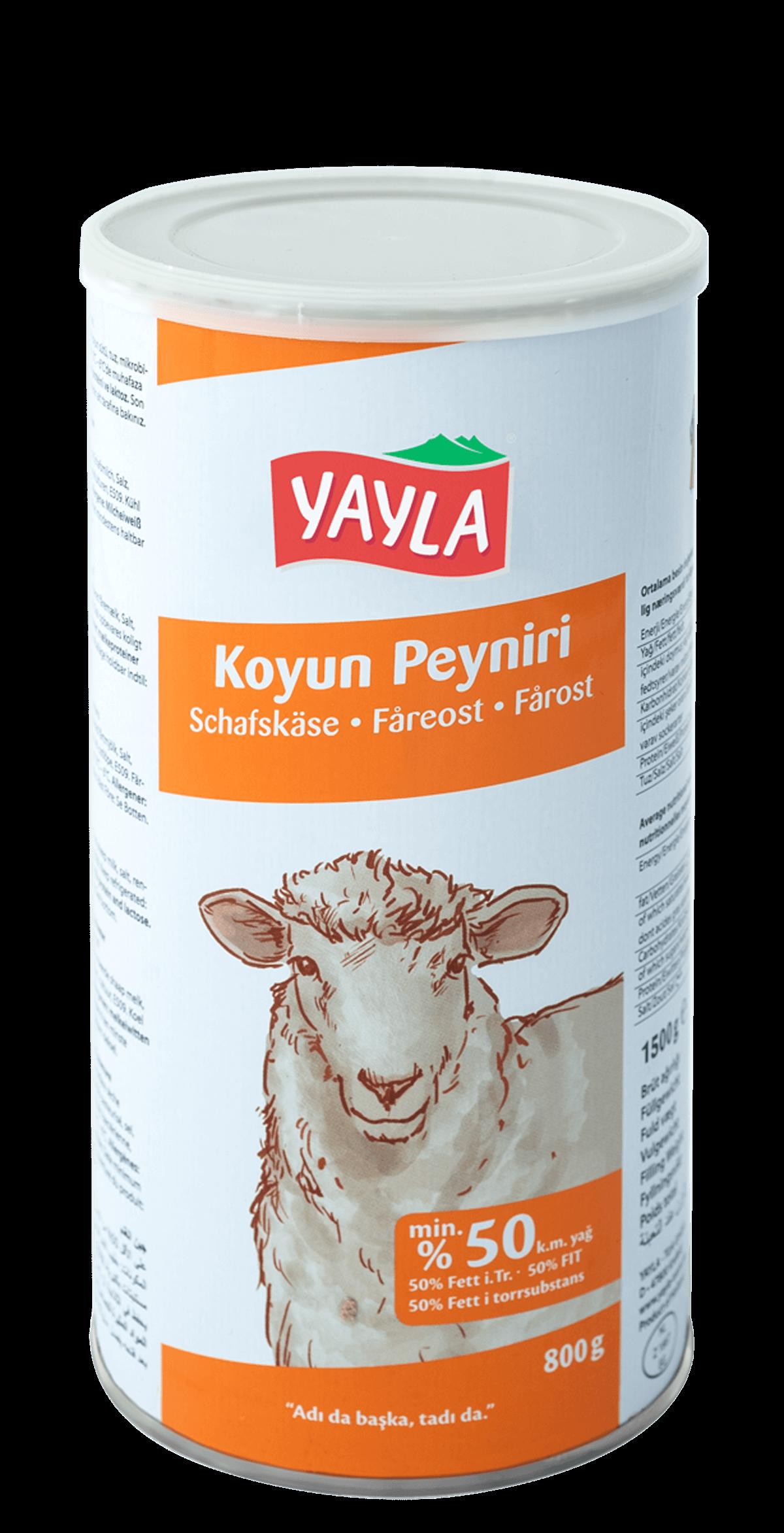 Yayla Koyun Peyniri / Schafskäse 1500g