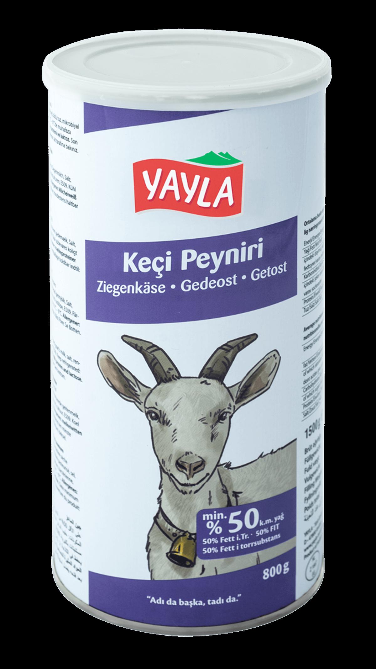 Yayla Keci Peyniri / Ziegenkäse 1500g