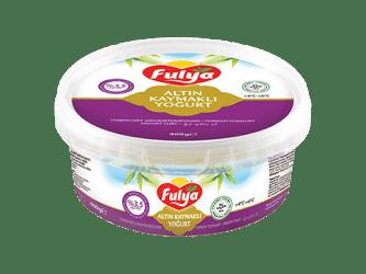 Fulya Altin Kaymakli Yogurt / Joghurt mit Schichtrahm nach türkischer Art 400g