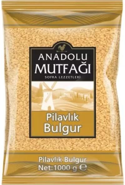 Anadolu Mutfağı Pilavlık Bulgur 1KG