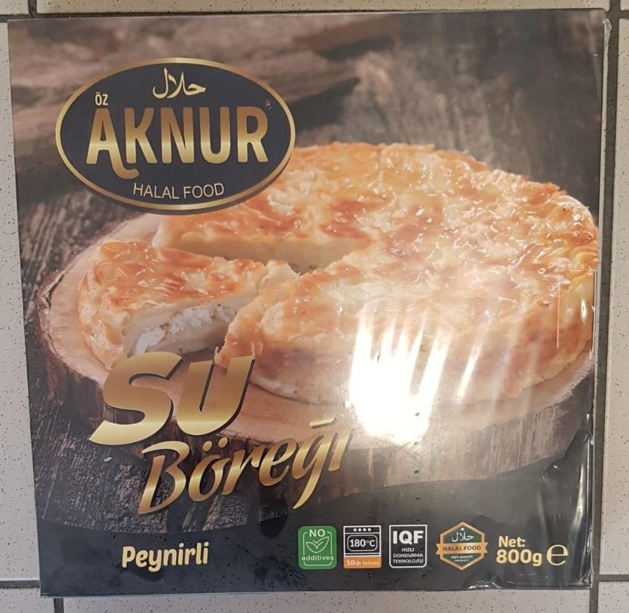 Aknur Su Böreği, Peynirli 800gr