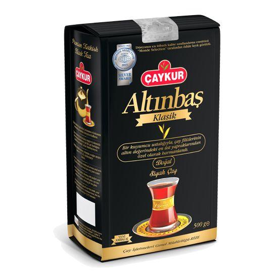 Caykur Altinbas Klasik / schwarzer Tee 500g