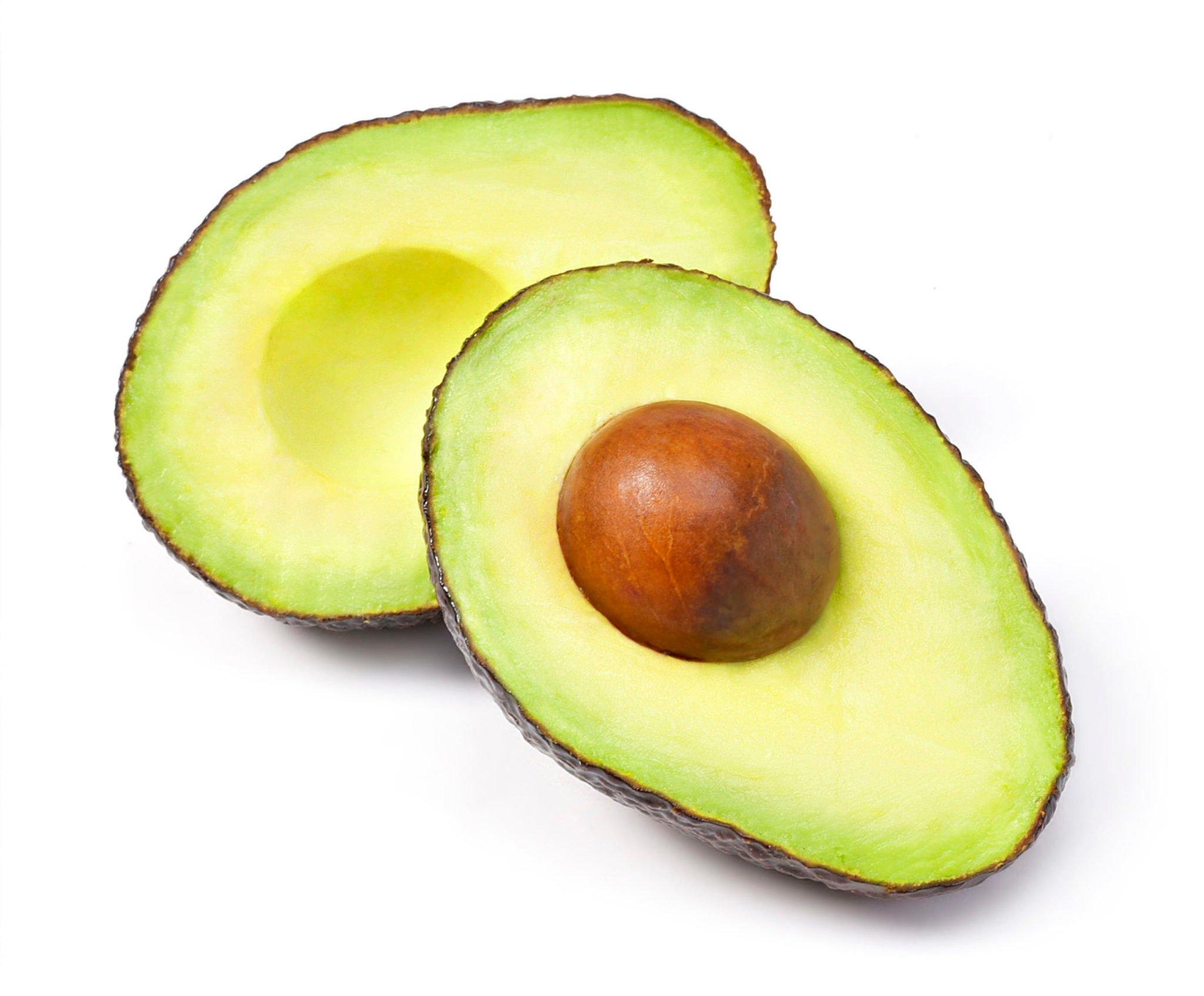 Avocado Stück