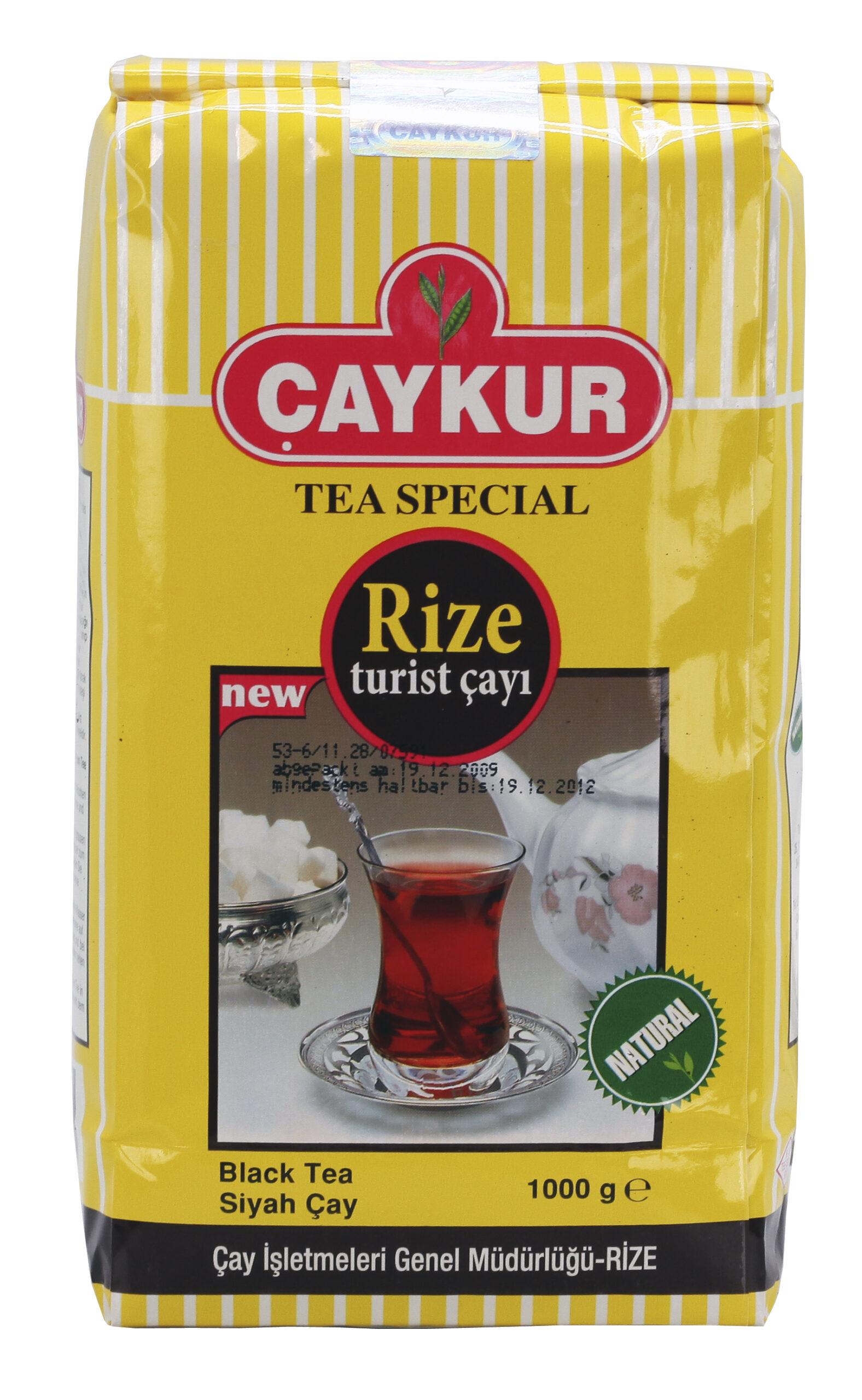 """Çaykur """"Rize Turist"""" Schwarztee"""