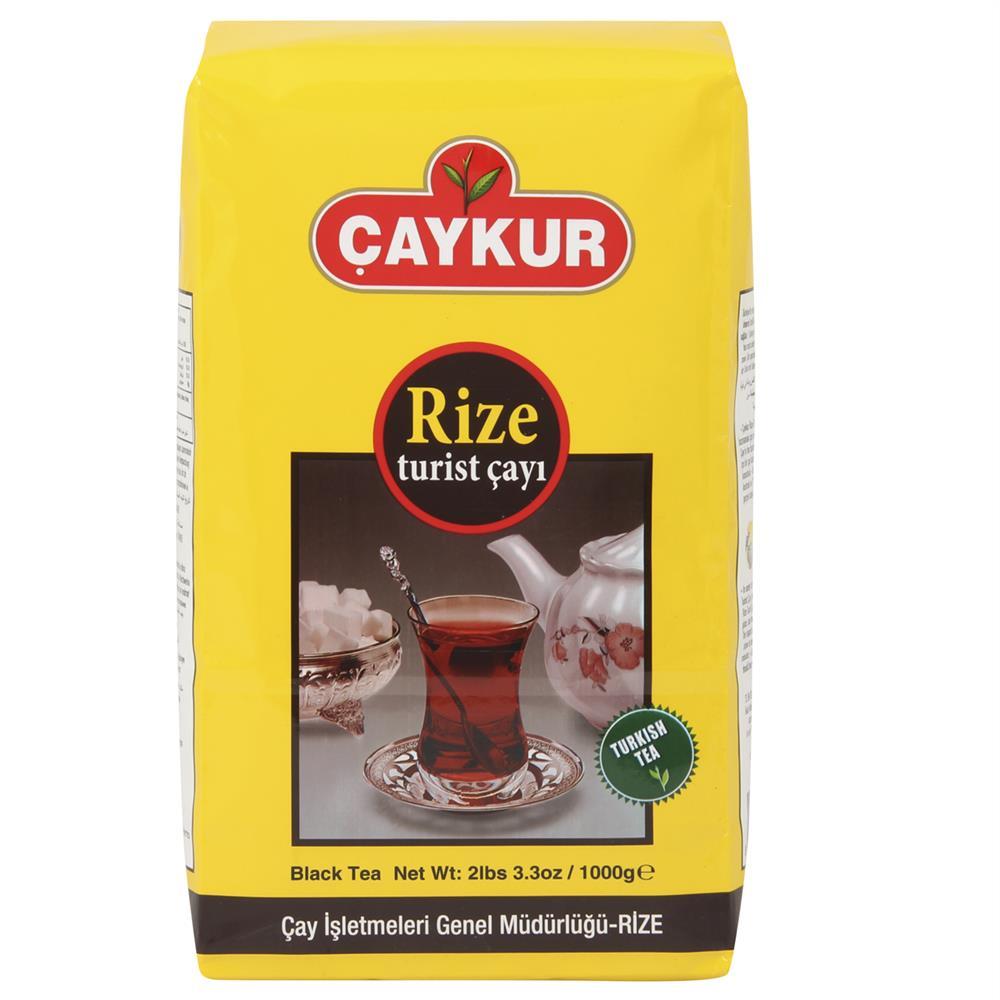 Çaykur Bergamot Aromalı Karadeniz Çayı/ Schwarzmeertee mit Bergamottengeschmack 1000g