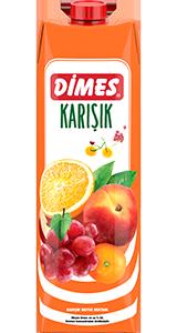 Dimes Fruit Mix Meyve Suyu 1LT