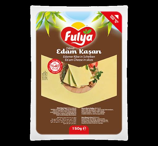 Fulya Dilimli Edam Kasari / Edamer Käse in Scheiben 150g