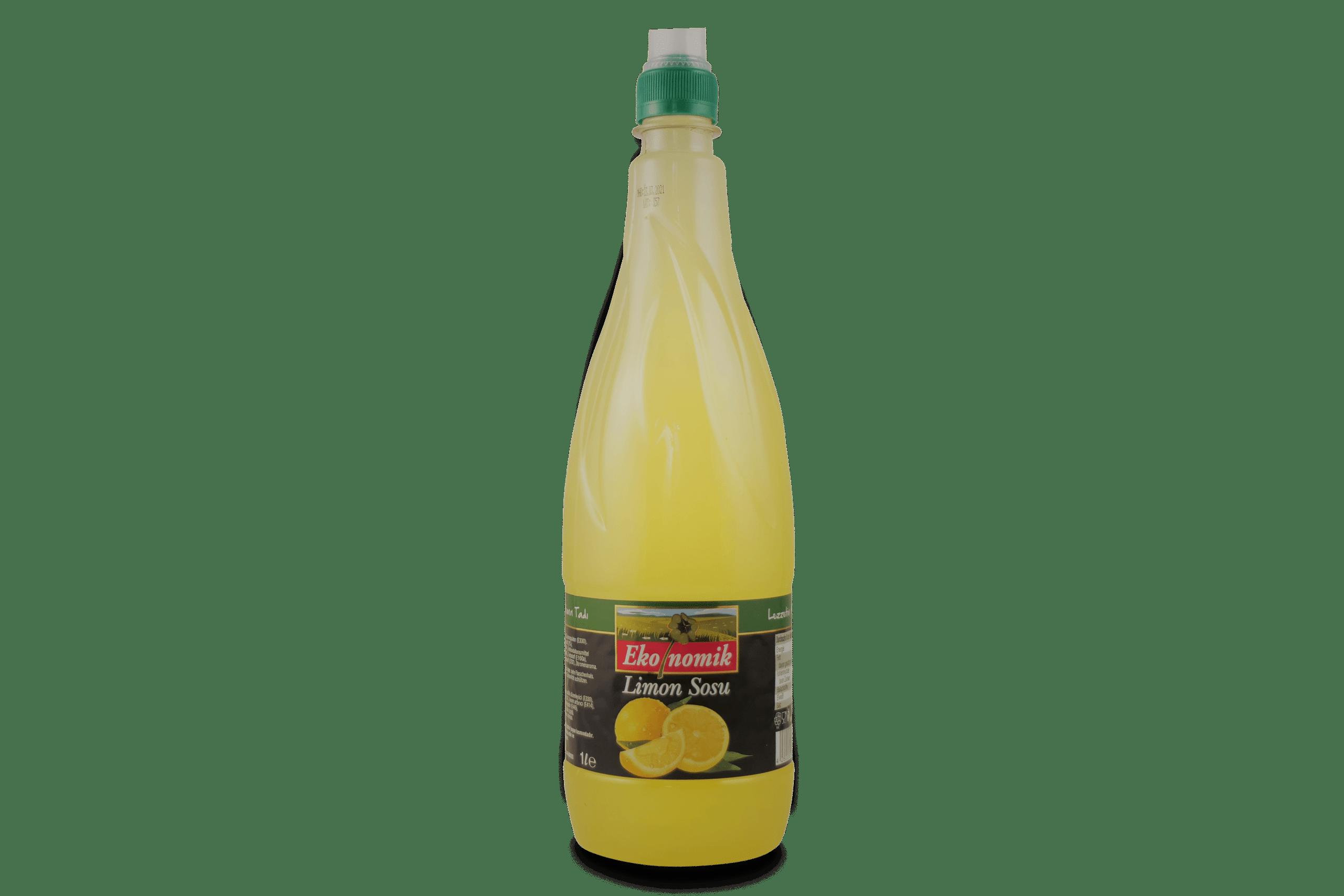 Ekonomik Limon Suyu / Zitronensaft 1l