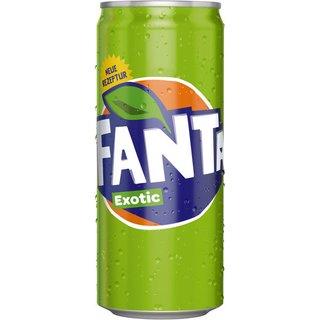 Fanta Exotic 0,33l