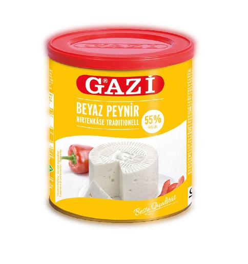 Gazi Beyaz Peynir 500G