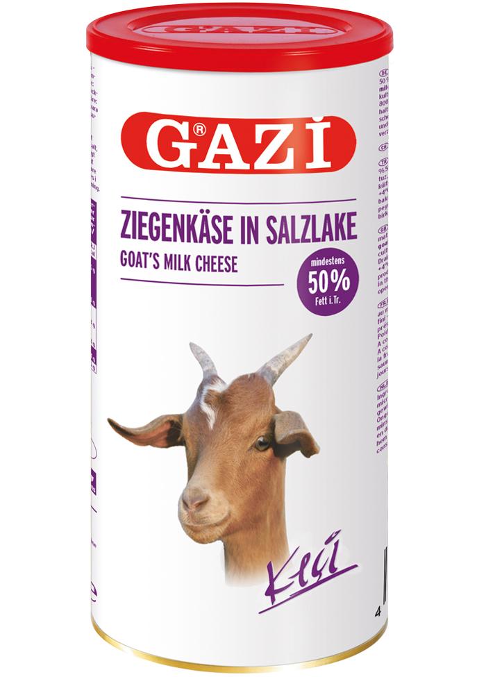 Gazi Keçi Sütü Peyniri 800G