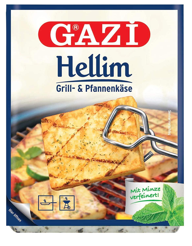 Gazi Hellim / Halloumi 43% 250g