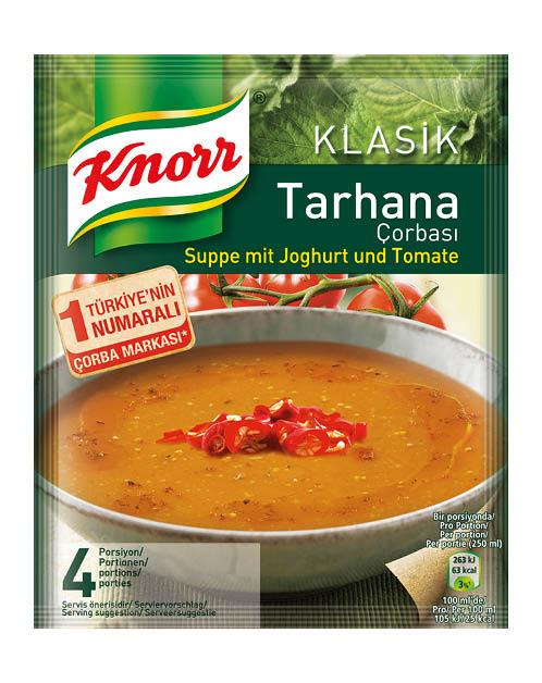 Knorr Joghurt-Suppe mit Tomate/ Klasik Tarhana Corbasi 74g