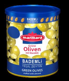 Marmara Grüne Oliven (Mit Mandel)