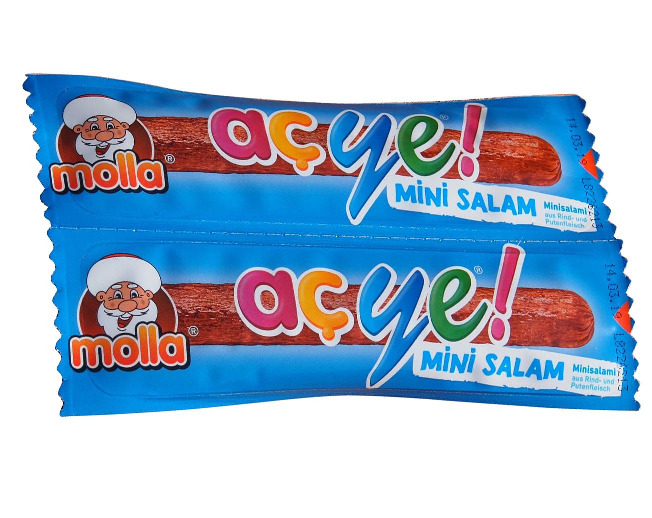 Molla Aç Ye Mini Salam