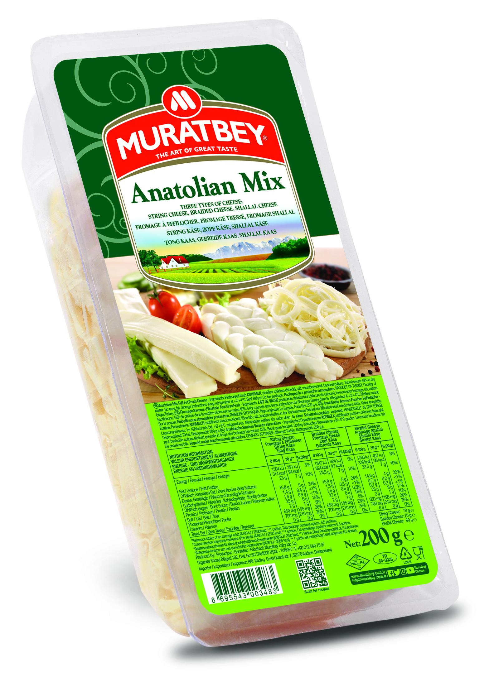 Muratbey Anatolian Mix 300gr