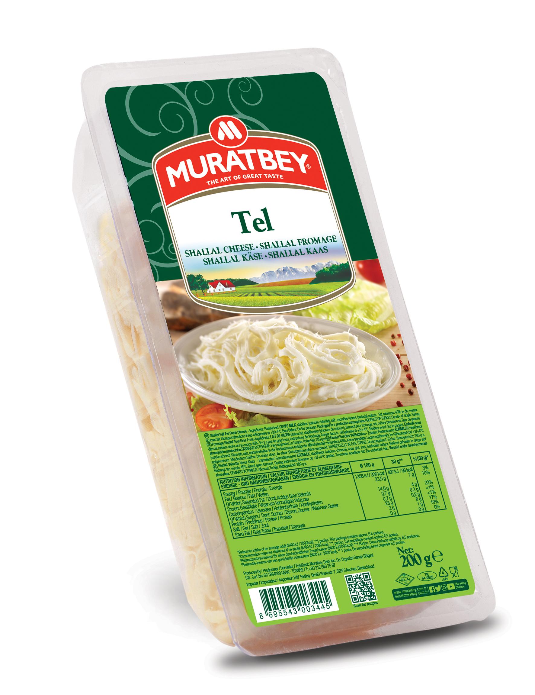 Muratbey Shallal Käse 300gr