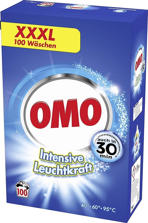 Omo 100 Yıkama Çamaşır Deterjanı
