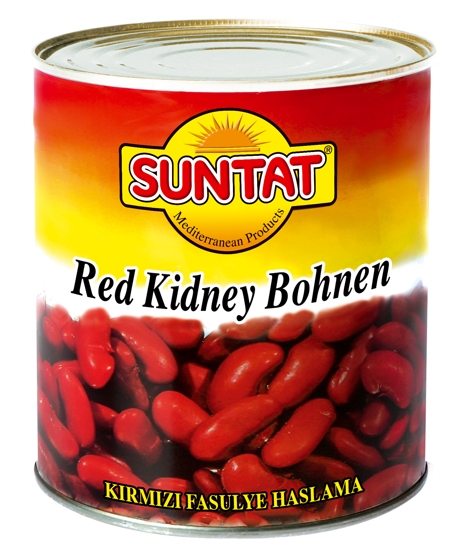 Suntat Rote Kidney Bohnen Dose