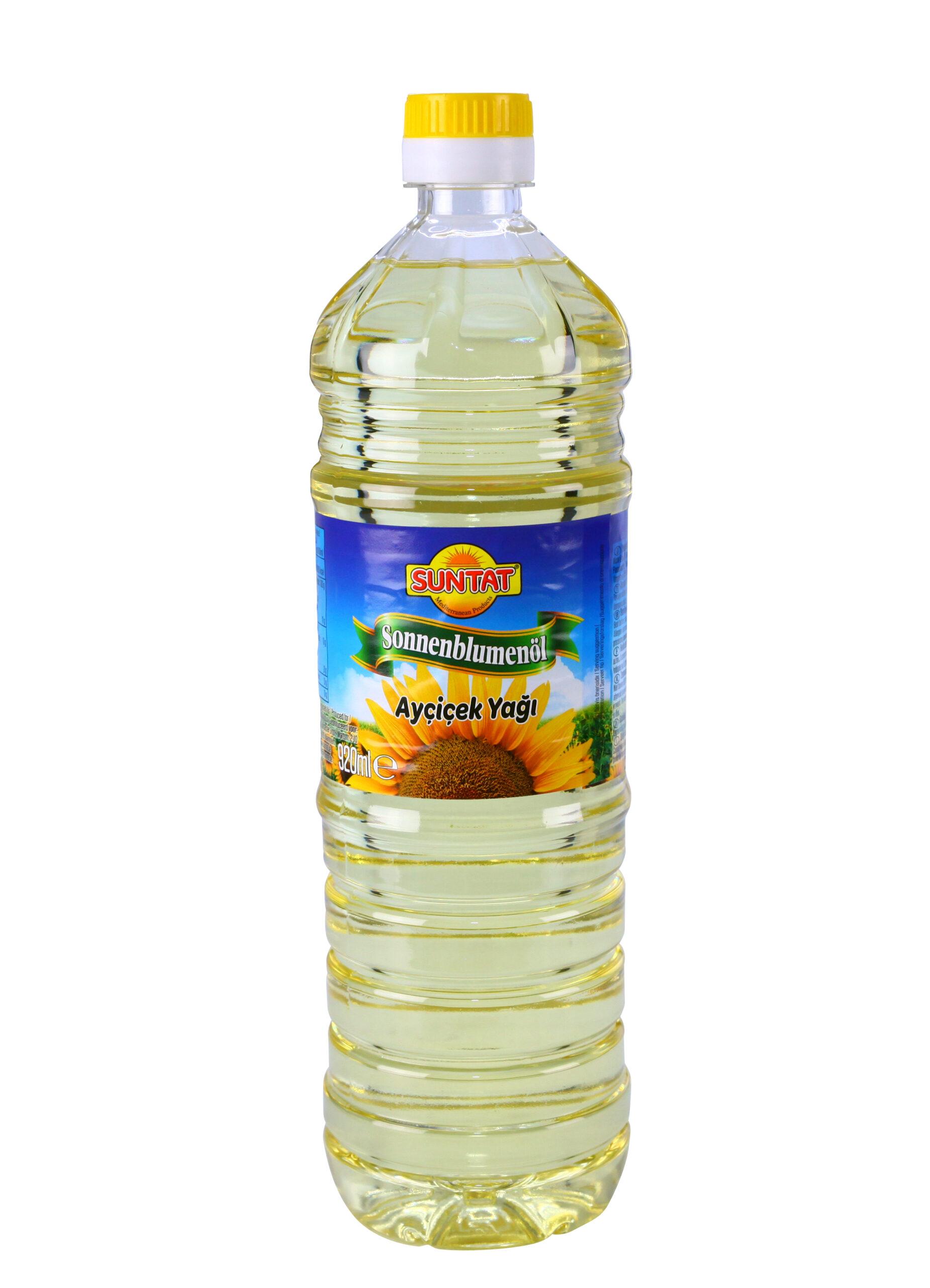 Suntat Sonnenblumenöl