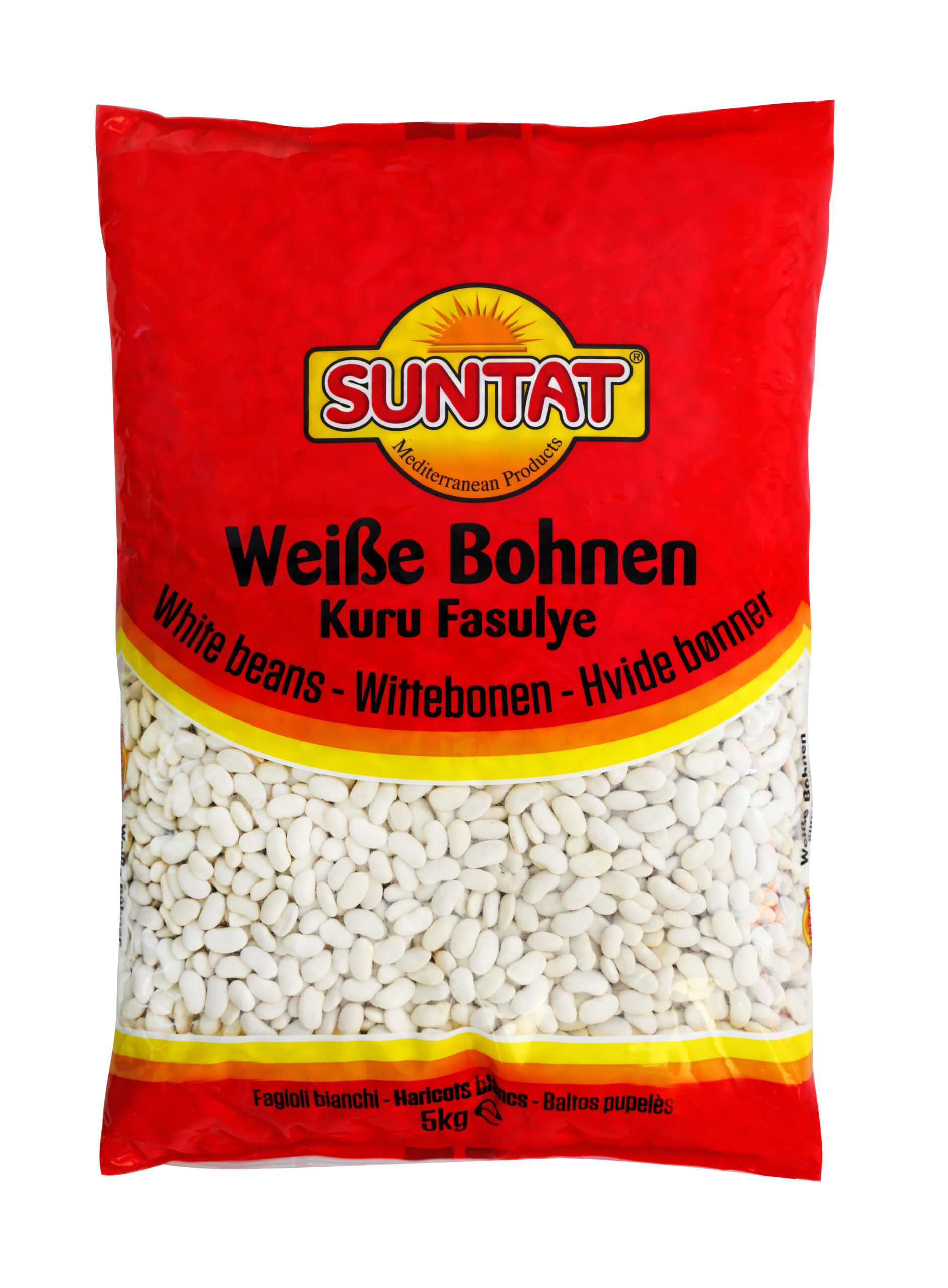 Suntat weiße Bohnen 5 kg