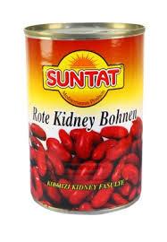 Suntat Kidney Fasulye Haslama / Kidneybohnen 850ml
