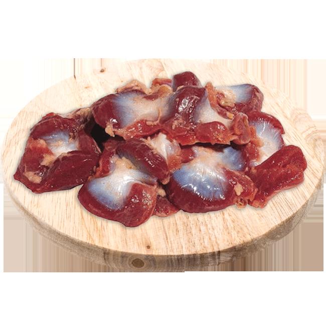 Hähnchen leber-herz-magen 1 KG