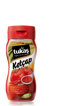 Tukas Ketchup scharf 250g