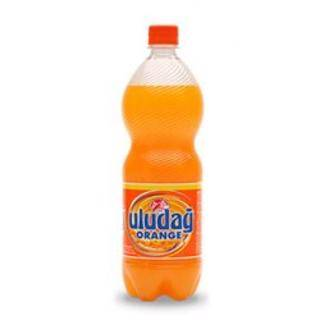 Uludag Portakalli Gazoz / Orange Limonade 1l
