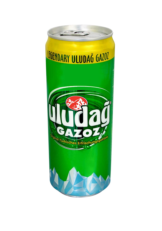 Uludag Gazoz / Limonade 0,33l