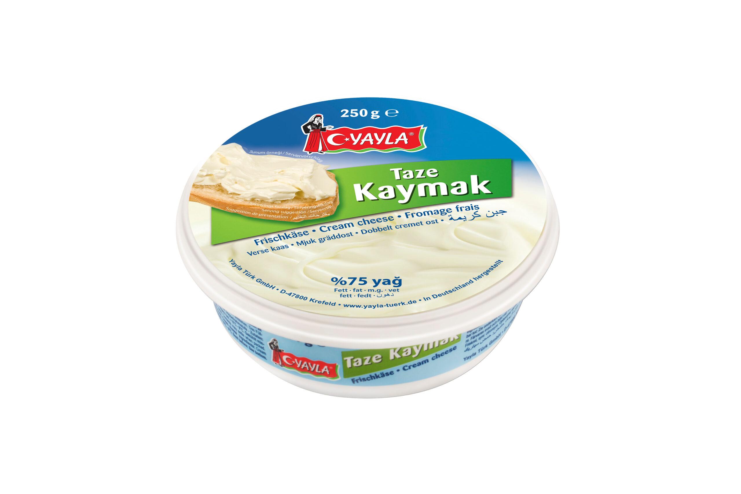 Yayla 75% Kaymak Frischkäse