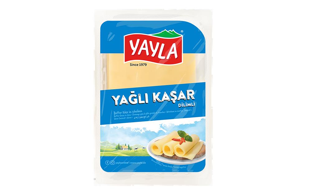 Yayla Dilimli Yagli Kasar / Butterkäse in Scheiben 150g