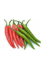 Peperoni grün rot  (scharf) pack