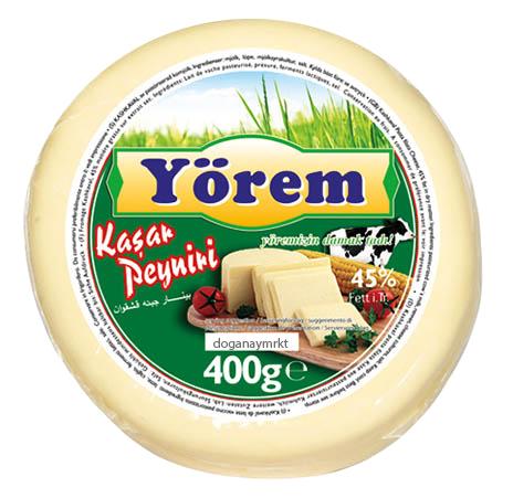 Yörem Kaşar Peyniri 400G