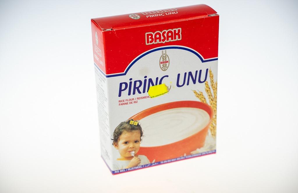 Başak Pirinç Unu
