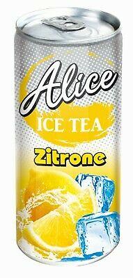 Alice Ice Tea Limon
