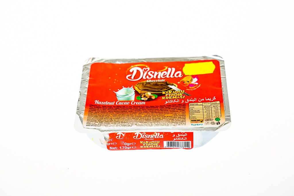 Disnella Kakaolu Fındık Kreması 170 G