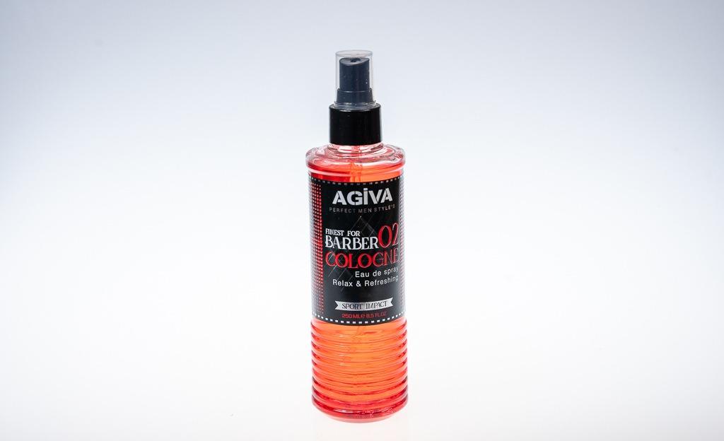 Agiva Berber Kolonyası Red 250ml