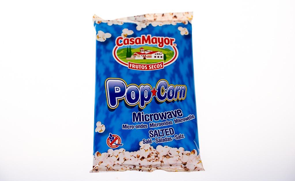 Casa Mayor Pop Corn Tuzlu – Mikrodalga Fırında Anında Hazır!