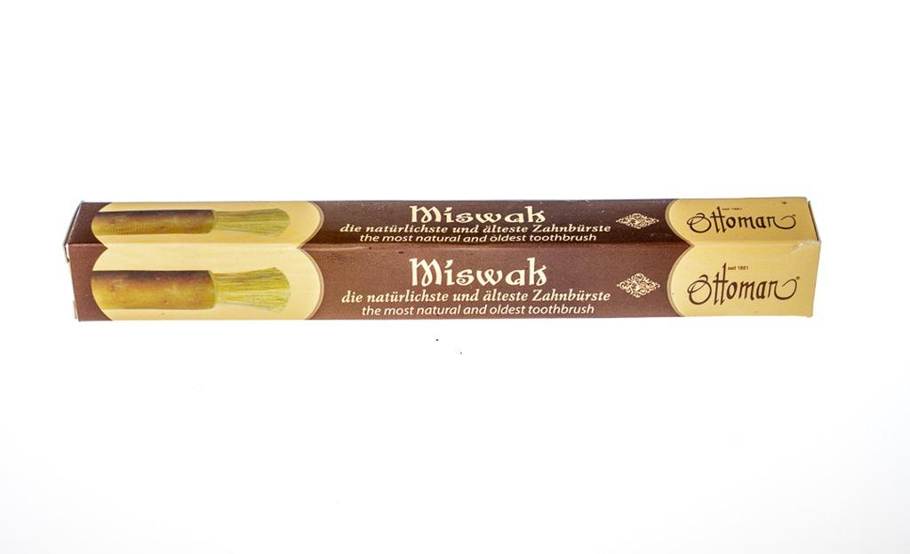 Ottoman Miswak (Osmalı Misvak)