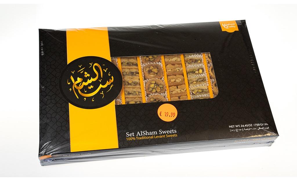 Set AlSham Sweets %100 Geleneksel
