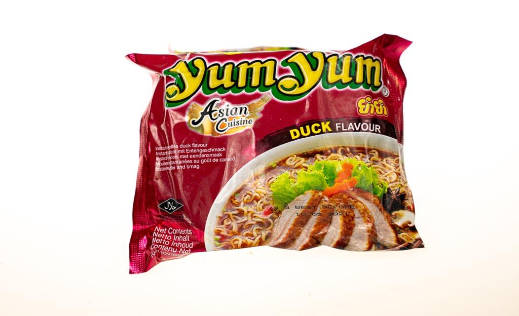 Yum Yum Asian Cuisine Hazır Erişte Ördek Soslu 60 G