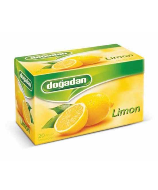 Doğadan Limon Çay 20 Adet