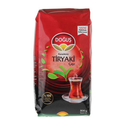 Doğuş Tiryaki Çayı 500 G