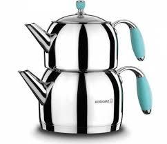 Korkmaz Orbit Midi Çaydanlık