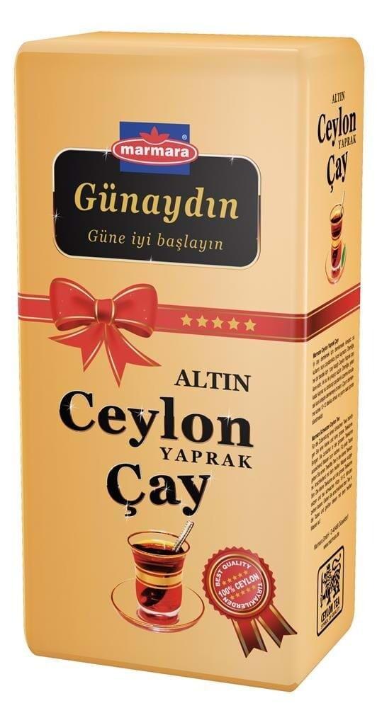 Günaydın Altın Ceylon Yaprak Çay