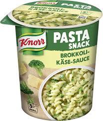 Knorr Pasta Snack Brokoli Sos