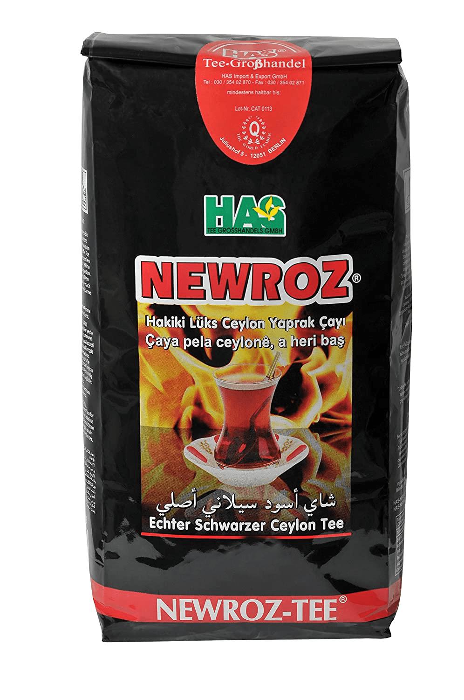 Newroz Tea Hakiki Ceylon Yaprak Çayı